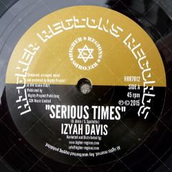 "HRR7012 - Higher Regions Records (7"")"