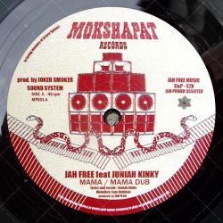 Jah Free feat. Juniah Kinky - Mama