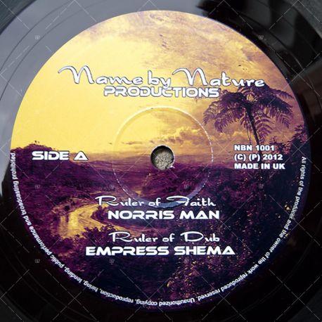 Norris Man - Ruler Of Faith
