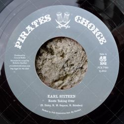 Earl Sixteen - Roots Taking Over