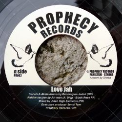 Bunnington Judah - Love Jah