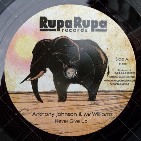 Anthony Johnson & Mr Williamz- Never Give Up