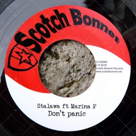 Stalawa feat. Marina P - Don't Panic