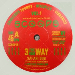 3 The Dub Way Vol. 01 - Safari Dub