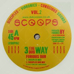 3 The Dub Way Vol. 02 - Furious Dub