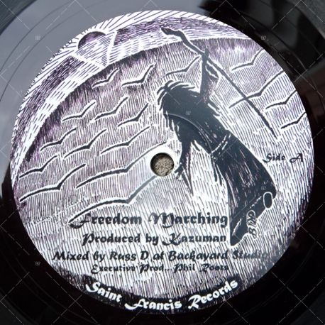 Kazuman - Freedom Marching
