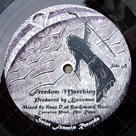 Kazuman - Freedom Marching