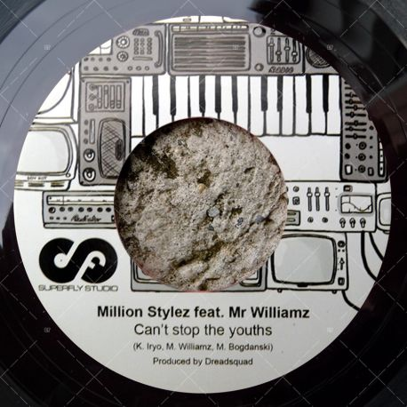 Million Stylez & Mr Williamz - Can't Stop The Youths