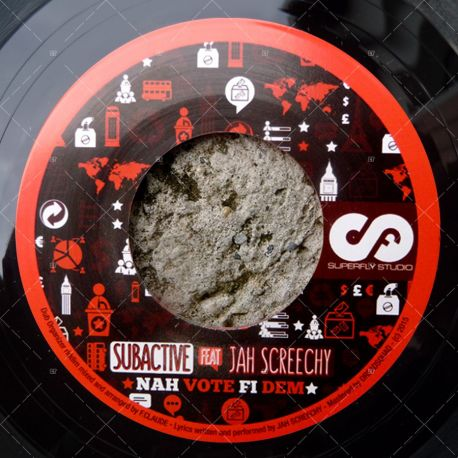 Subactive feat. Jah Screechy - Nah Vote Fi Dem