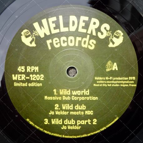 Massive Dub Corporation - Wild World