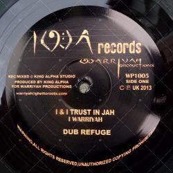 Iwarriyah - I&I Trust In Jah