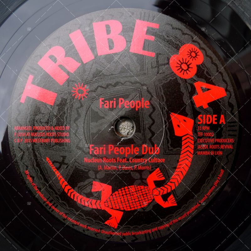 Nucleus Roots feat Country Culture - Fari People