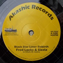 Fred Locks & Sizzla - Black Star Liner Rebirth