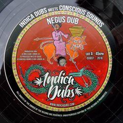 Indica Dubs meets Conscious Sounds - Negus Dub