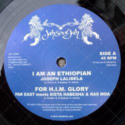 Joseph Lalibela - I Am An Ethiopian