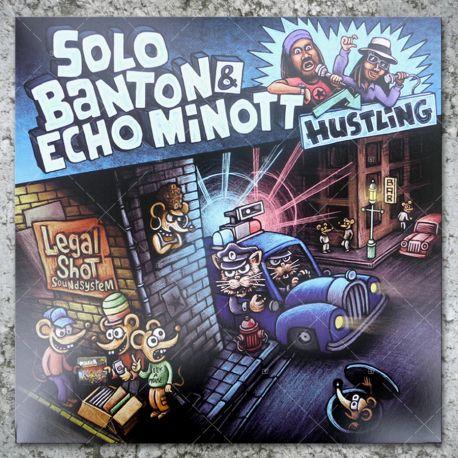 Echo Minott & Solo Banton - Hustling