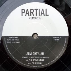 Alpha And Omega feat. Dub Judah - Almighty Jah