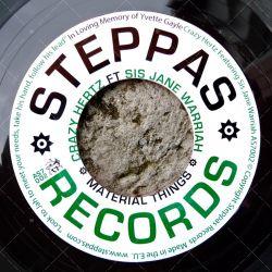 """AS7002 Steppas Records (7"""")"""