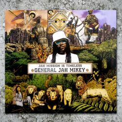 General Jah Mikey meets I-Plant - Jah Mission Is Timeless