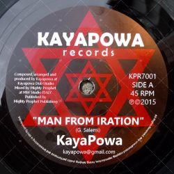 Kaya Powa - Man From Iration
