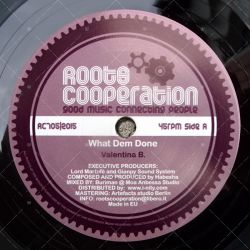 "RC705 Roots Cooperation (7"")"