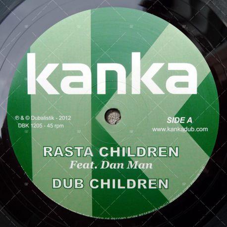 Dan Man - Rasta Children