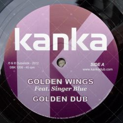 Singer Blue - Golden Wings