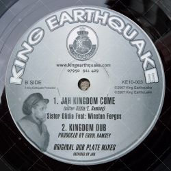 Sister Olidia feat. Winston Fergus - Jah Kingdom Come
