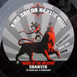 Chanter - Music Is The Weapon