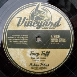 Tony Tuff - Give Jah Praise