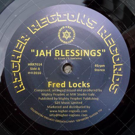 Fred Locks - Jah Blessings