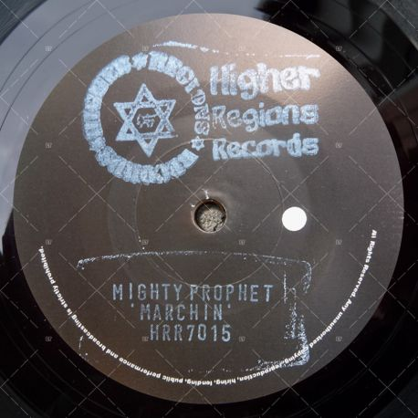 Mighty Prophet - Marchin'