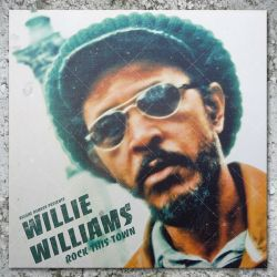 Willie Williams - Rock This Town EP