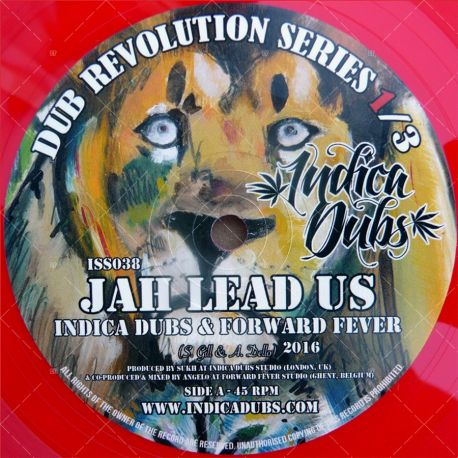 Indica Dubs & Forward Fever - Jah Lead Us