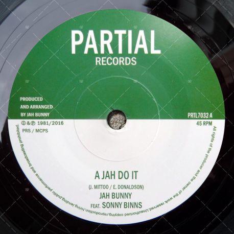 Jah Bunny feat. Sonny Binns - A Jah Do It