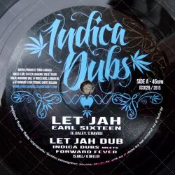 "Indica Dubs (10"")"