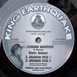 Errol Arawak - Arawak Warrior