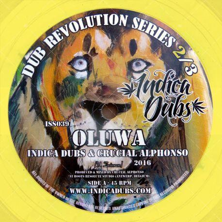 Indica Dubs & Crucial Alphonso - Oluwa