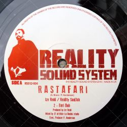 Reality Souljah - Rastafari