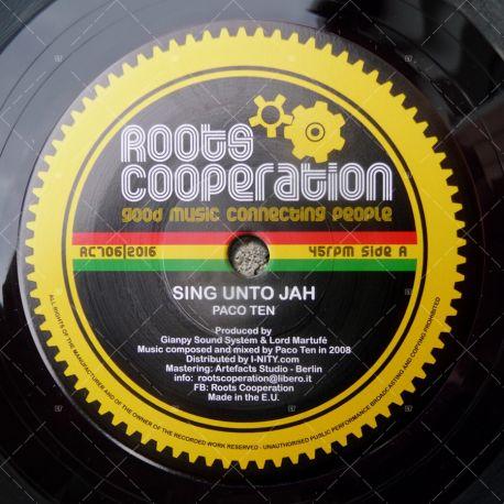 Paco Ten - Sing Unto Jah