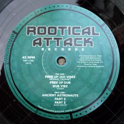 "Rootical Attack Records (12"")"