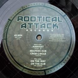 "RAR12-005 Rootical Attack Records (12"")"