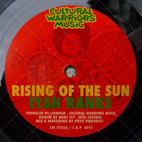 Iyah Ranks - Rising Of The Sun