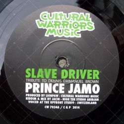 Prince Jamo - Slave Driver