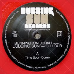 Bunnington Judah - Time Soon Come
