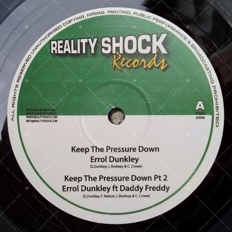 Errol Dunkley - Keep The Pressure Down