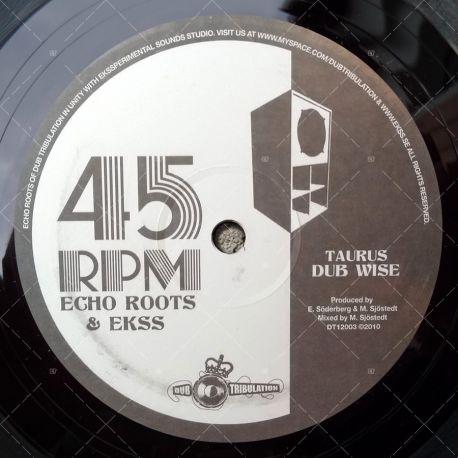 Echo Roots & Ekss - Taurus / Chosen Few