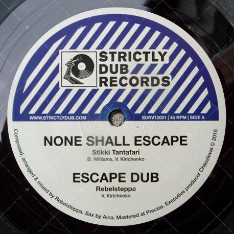 Stikki Tantafari - None Shall Escape