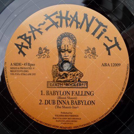 Blood Shanti - Babylon Falling