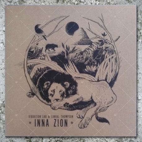 Vibration Lab & Linval Thompson - Inna Zion